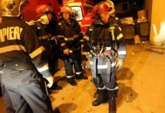 TRAGEDIE în Comarnic. Doi pompieri au fost RĂNIȚI într-o explozie