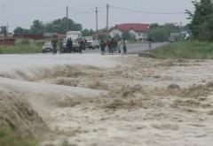 Inundații în Prahova! ANM a emis o nouă avertizare