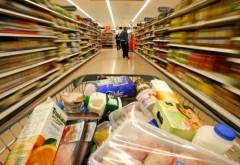 Prețurile de consum au scăzut. Află ce produse s-au ieftinit cel mai mult