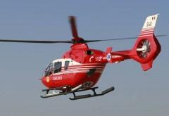 Elicopter SMURD, PRĂBUŞIT în lac la Mamaia