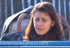 Soarta CRUDĂ a unei sportive din Prahova. Află-i povestea tristă
