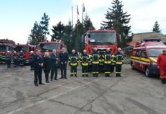 ISU Prahova a primit o autospeciala de ultima generatie