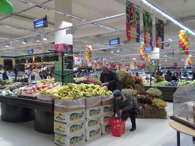 Programul supermarketurilor din Ploieşti de Crăciun şi Revelion