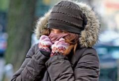 VREMEA devine deosebit de rece. PROGNOZA METEO pentru urmatoarele zile