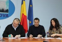 Cel mai ASTEPTAT contract a fost semnat la Ploiesti, de primarul Iulian Badescu!