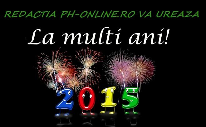 Ph-online.ro va ureaza LA MULTI ANI!