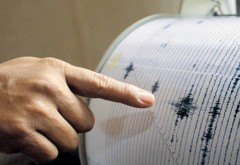 Cutremur, sambata dimineata, in Romania