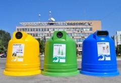 Colectarea selectivă şi reciclarea deşeurilor