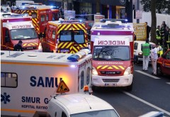 NOU ATAC ARMAT LA PARIS: O poliţistă A MURIT