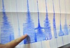 Încă un CUTREMUR s-a produs în Vrancea! Este al şaptelea seism în luna ianuarie