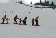 Ziua mondială a zăpezii, sărbătorită pe Valea Prahovei. Ce SURPRIZE vă aşteaptă