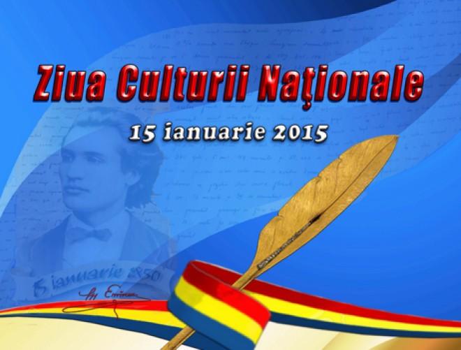 Evenimentele organizate în Ploieşti cu ocazia Zilei Naţionale a Culturii