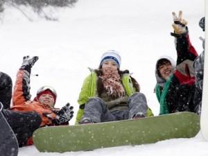 Ziua Mondială a Zăpezii, sărbătorită în weekend la Sinaia