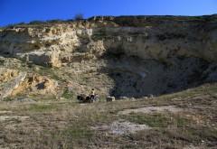 Descoperire FABULOASĂ în satul Tohani. Ce a găsit un profesor din Mizil pe un deal
