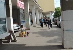 Controale ale poliţiştilor în centrul Ploieştiului. S-au aplicat AMENZI URIAŞE