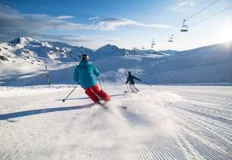 Valea Zillertal din Tirol, ideală pentru pasionaţii de schi