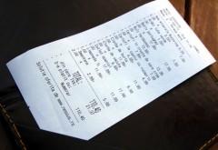Începe Loteria Bonurilor Fiscale. Păstraţi bonurile de la cumpărături şi puteţi câştiga 1 milion de lei