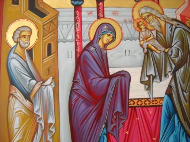 Mare sărbătoare creştină. Traditii si superstitii de INTAMPINAREA DOMNULUI
