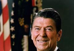 Bustul lui Ronald Reagan va fi dezvelit in Prahova, ca simbol al luptei anticomuniste si al modernismului