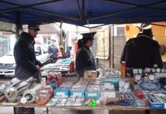 CONTROALE în pieţele din Ploieşti. Amenzi URIAŞE şi bunuri confiscate