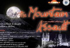 Cursa nocturnă The MOUNTAIN ASSAULT, pe 21 februarie, la Sinaia