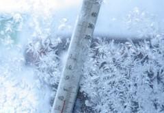 Temperaturi POLARE în România. GERUL pune stăpânire pe ţara noastră