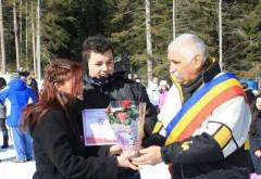 DRAGOBETE. Căsătorii de o zi pe Pârtia Kalinderu din Buşteni
