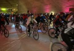 CONCURS INEDIT pentru biciclişti în salina Slănic