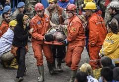 Explozie la o mină de cărbune. Peste 30 de persoane au murit