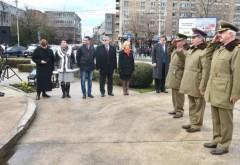 Bogdan Toader şi ambasadorul Bulgariei au depus coroane la Monumentul Vânătorilor din Ploieşti