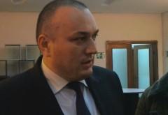 Iulian Bădescu, adus cu ambulanța la Tribunalul Prahova. Află azi dacă va fi ARESTAT PREVENTIV