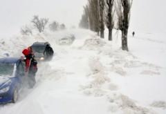 COD GALBEN de ninsori. Care este STAREA DRUMURILOR din România
