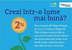 Cel mai mare târg de ONG-uri din Prahova, organizat la Afi Palace Ploiești