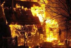 Minte CRIMINALĂ. Un prahovean a dat foc unei case
