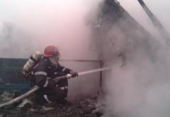 Incendiu PUTERNIC în Comarnic