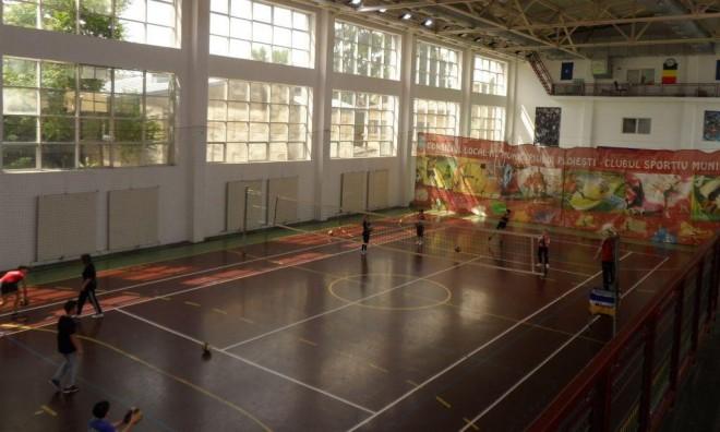 Competiție sportivă cu angajații din instituțiile prahovene
