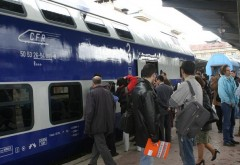 CFR Călători preia traficul de pasageri RegioTrans. Pe ce rute vor circula trenurile şi care va fi preţul biletelor