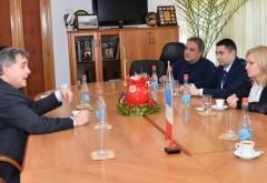 Ambasadorul Franței, în vizită la Ploiești. Ce EVENIMENT a avut loc FOTO