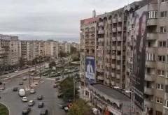 Circulaţia de pe Bulevardul Republicii ÎNGREUNATĂ din cauza lucrărilor la linia de tramvai