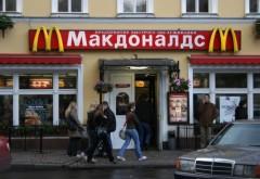 Cutremur în piața economică: Gigantul McDonald's vinde restaurantele din România