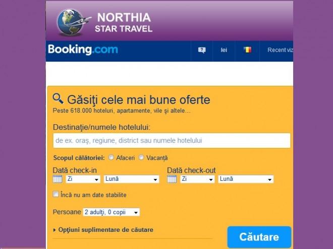 Unde pleci vara asta? Stiai ca Northia Star Travel este PRIMA agentie de turism din Prahova afiliata la Booking.com?