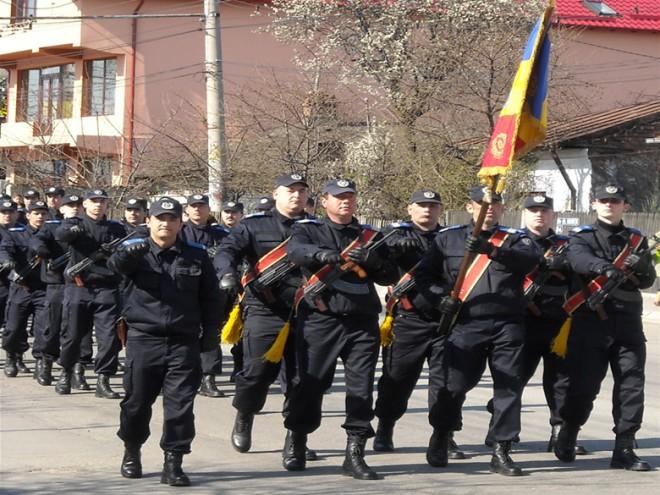 Ziua Jandarmeriei Române, sărbătorită în Ploiești