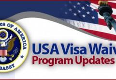 Fara viza in SUA: Romania, inclusa in programul Visa Waver