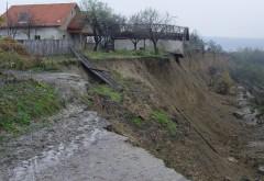 Localităţile din Prahova afectate de ALUNECĂRI DE TEREN