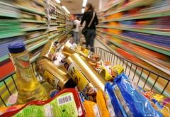 Mâncarea se va ieftini cu 15% în iunie