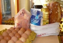 Ploieştenii nevoiaşi vor primi PACHETE cu alimente de Paşte. De unde pot fi ridicate