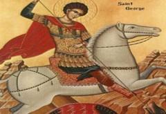 Sfântul Gheorghe, sărbătorit pe 23 aprilie. Ce trebuie să facă toţi creştinii în această zi