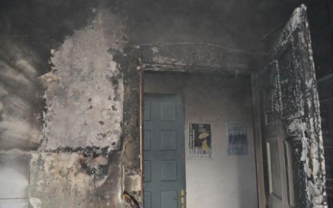 Incendiu la un cabinet medical din Ploiesti