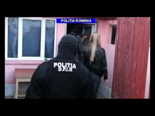Razie in cartierul Radu de la Afumati, din Ploiesti. Ce au descoperit politistii