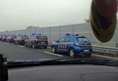 """ANAF-ul a blocat Autostrada A2 în drum spre mare. Inspectorii merg la """"plajă"""" de 1 MAI"""